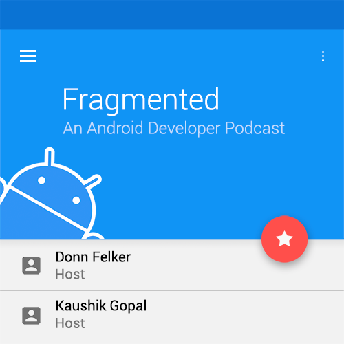 Fragmented - An Software Developer Podcast